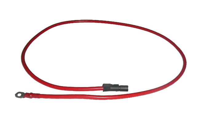 "Meyer 63"" Red Battery Cable [15671]"