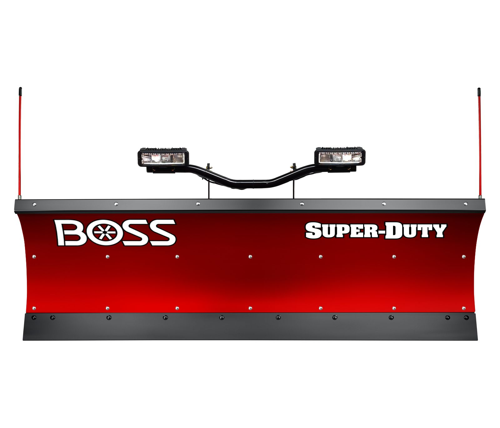BOSS Super-Duty Polyethylene Plow