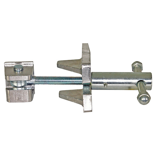 Steel Tailgate Latch Assembly with Aluminum Bracket And Clevis