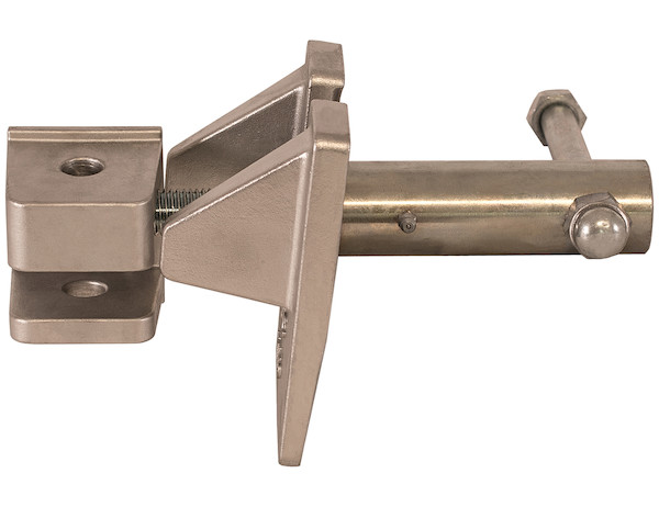 Stainless Steel Tailgate Latch Assembly with Stainless Steel Bracket & Clevis