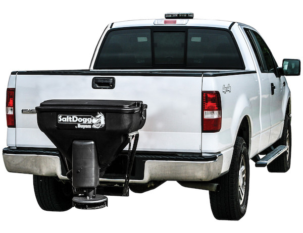 Buyers TGS02 - SaltDogg TGS02 3 Cubic Foot Tailgate Spreader