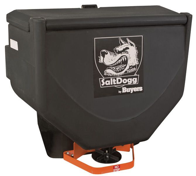TGS06-S.A.M. SaltDogg TGS06 10 Cubic Foot Tailgate Spreader