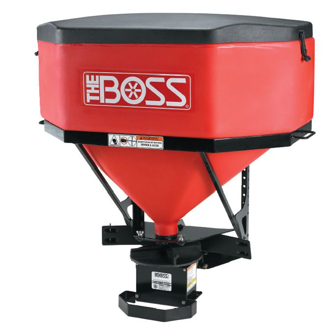 TGS11000 - 11 Cubic Foot Tailgate Spreader