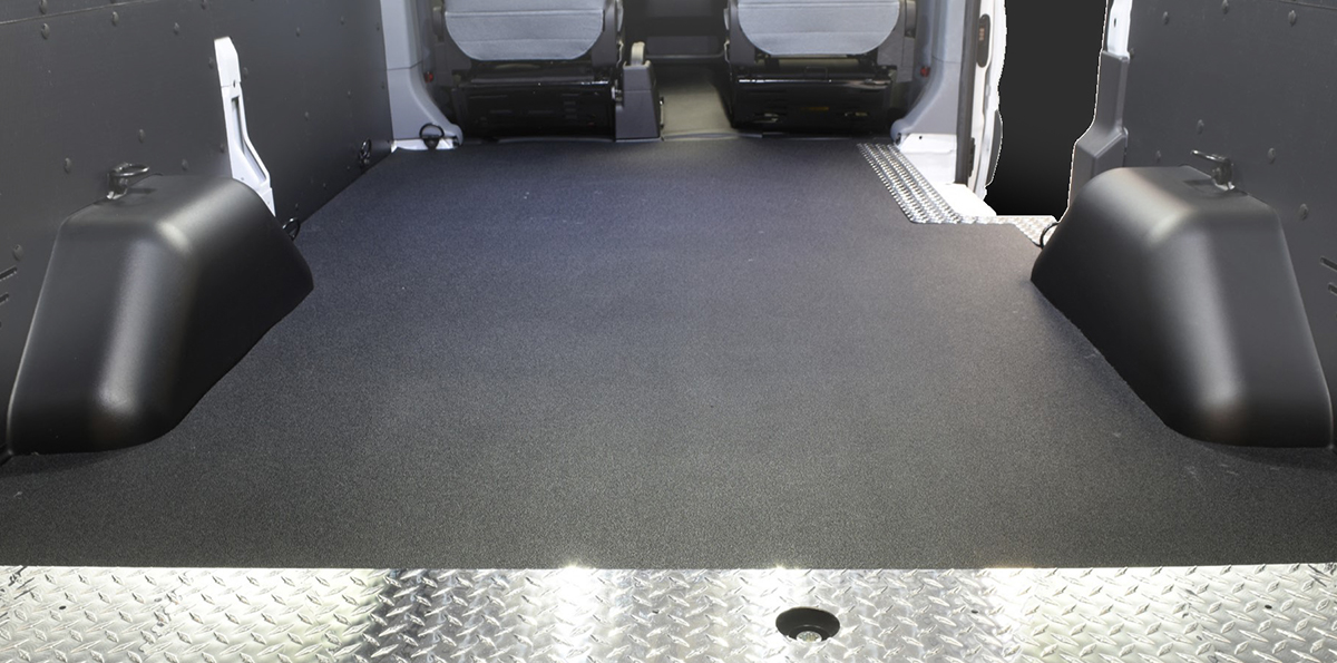 Kargo Master 40461 - Transit 130 Inch Wheel Base Floor Mat