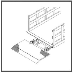 thieman conventional liftgate diagrams