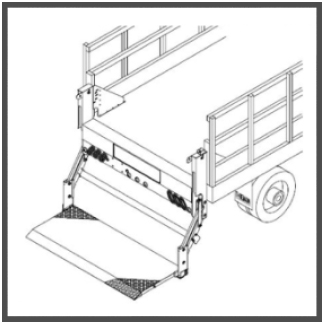 thieman toplifter liftgate diagrams