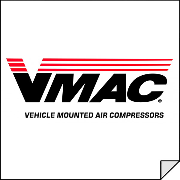 VMAC H400001 - Hydraulic Driven 40 CFM Vehicle Mount Air Compressor (H40)