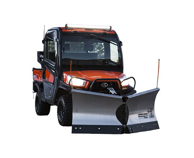 SnowDogg VUT65 Utility Vehicle Plow