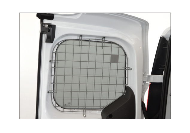 Ford Transit Connect Hinged Rear Door Window Screens [Set of 2]